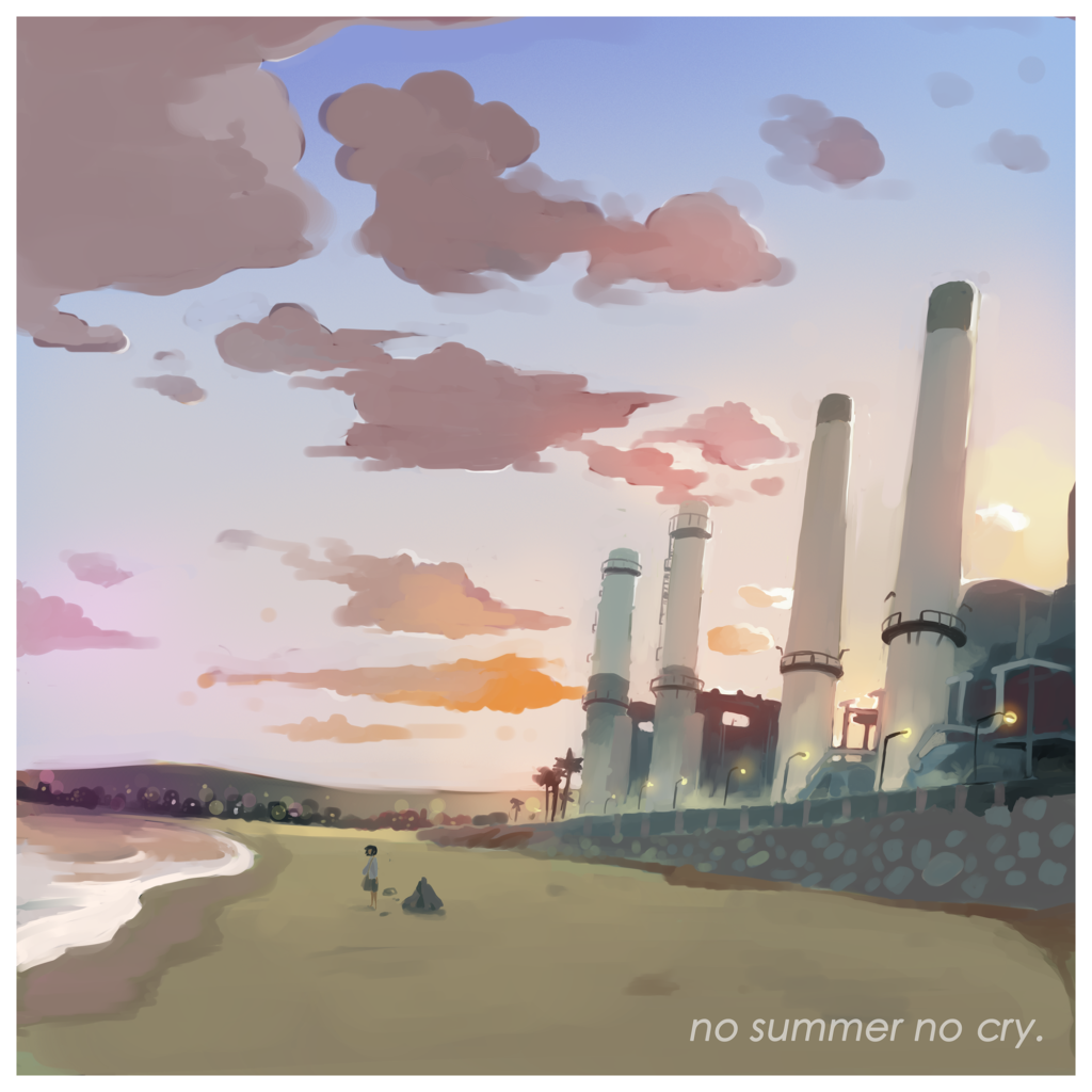 Slime Girls-No Summer No Cry