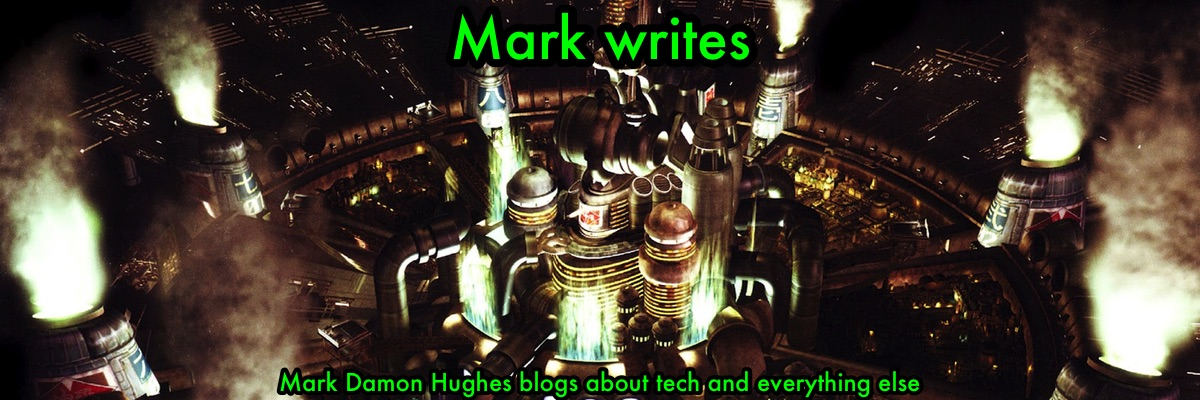 Mark writes