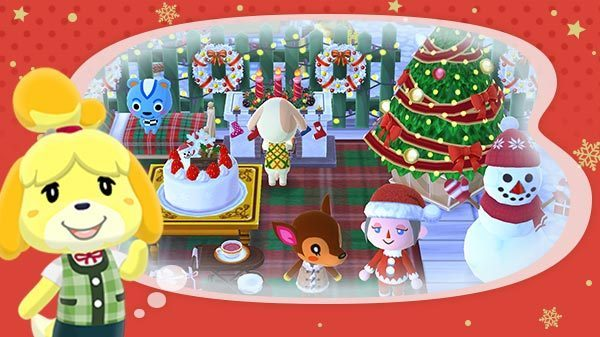 Animal Crossing Xmas