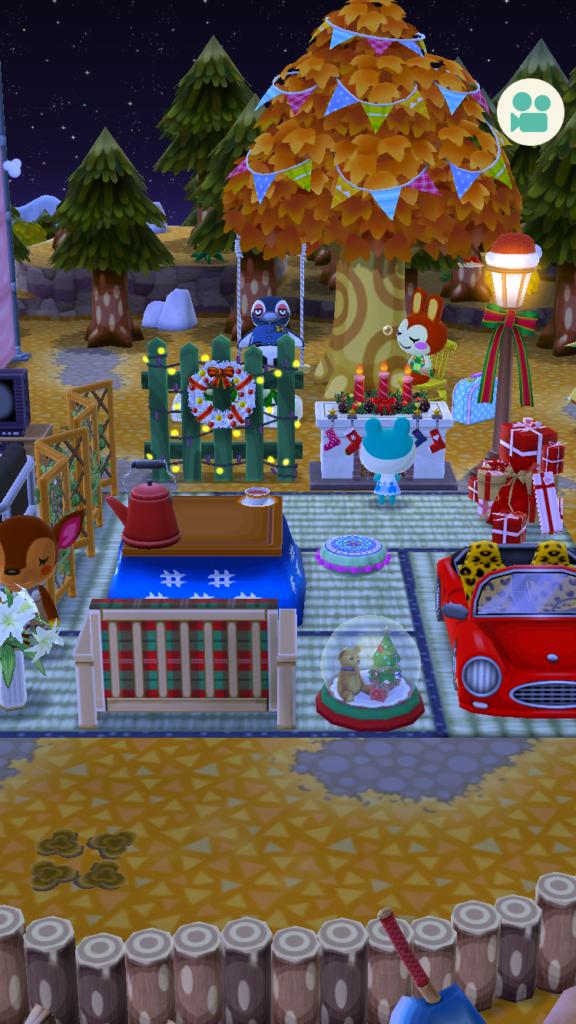 AC holiday kotatsu