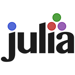 Julia language logo