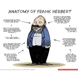 Anatomy of Frank Herbert