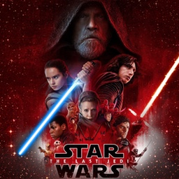 What I'm Watching: Star Wars the Last Jedi