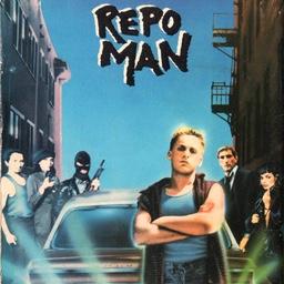 Repo Man VHS