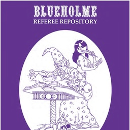 Blueholme Referee Repository