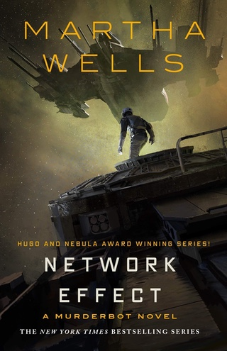 What I'm Reading: Network Effect, by Martha Wells