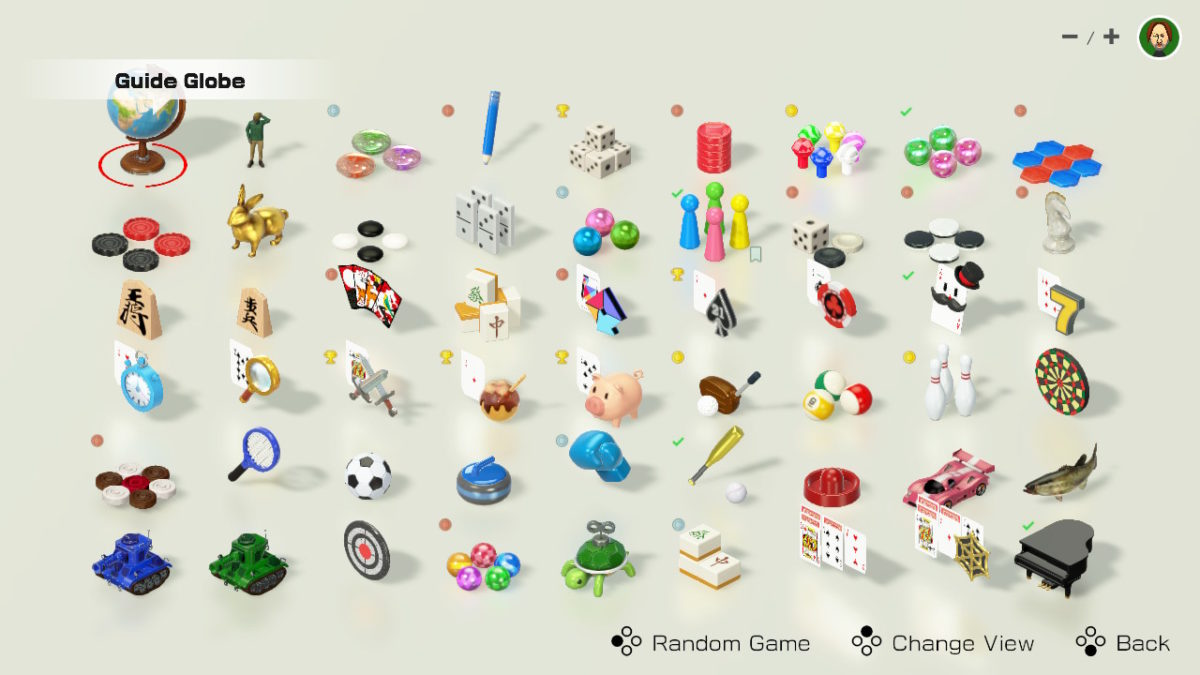 What I'm Playing: Clubhouse Games: 51 Worldwide Classics