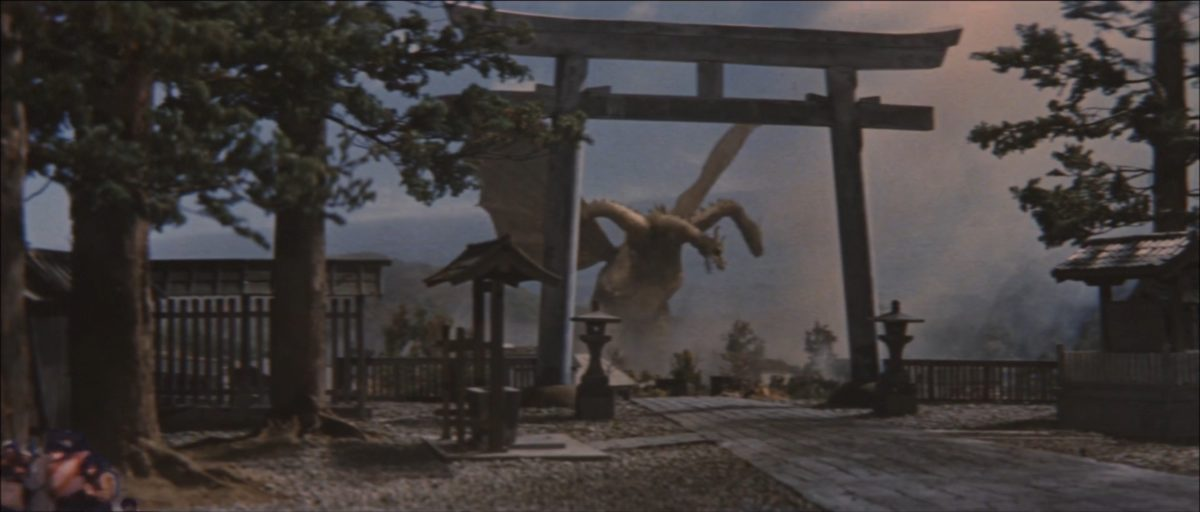 What I'm Watching: Ghidorah, the Three-Headed Monster