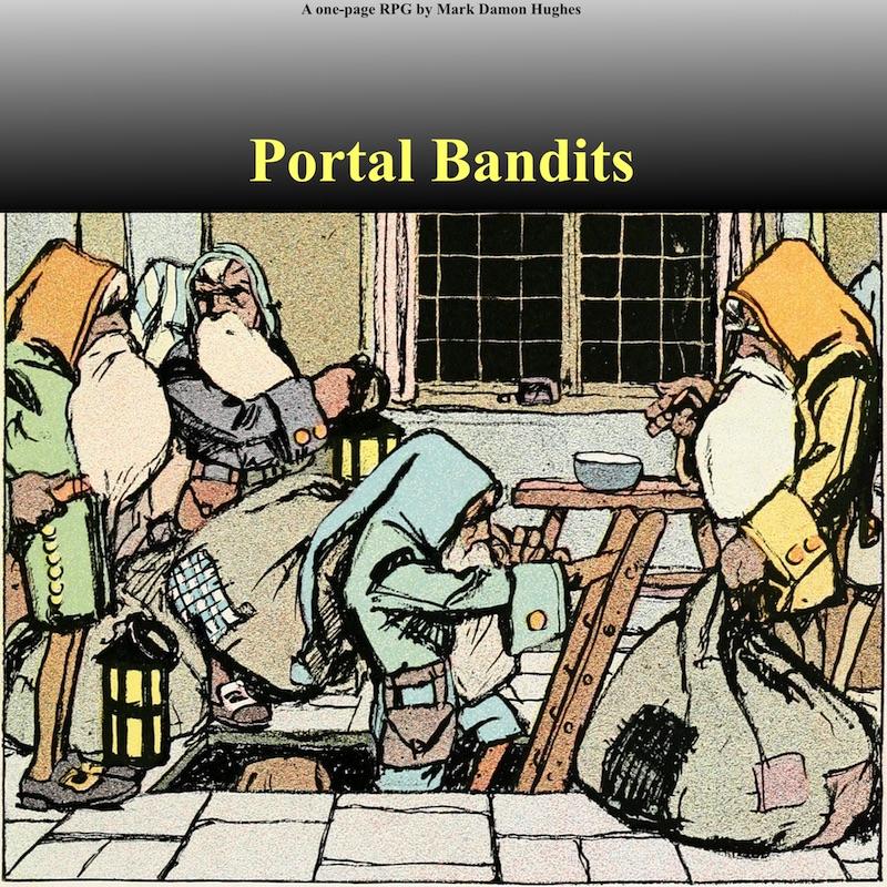 Portal Bandits RPG