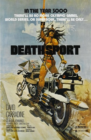What I'm Watching: Deathsport