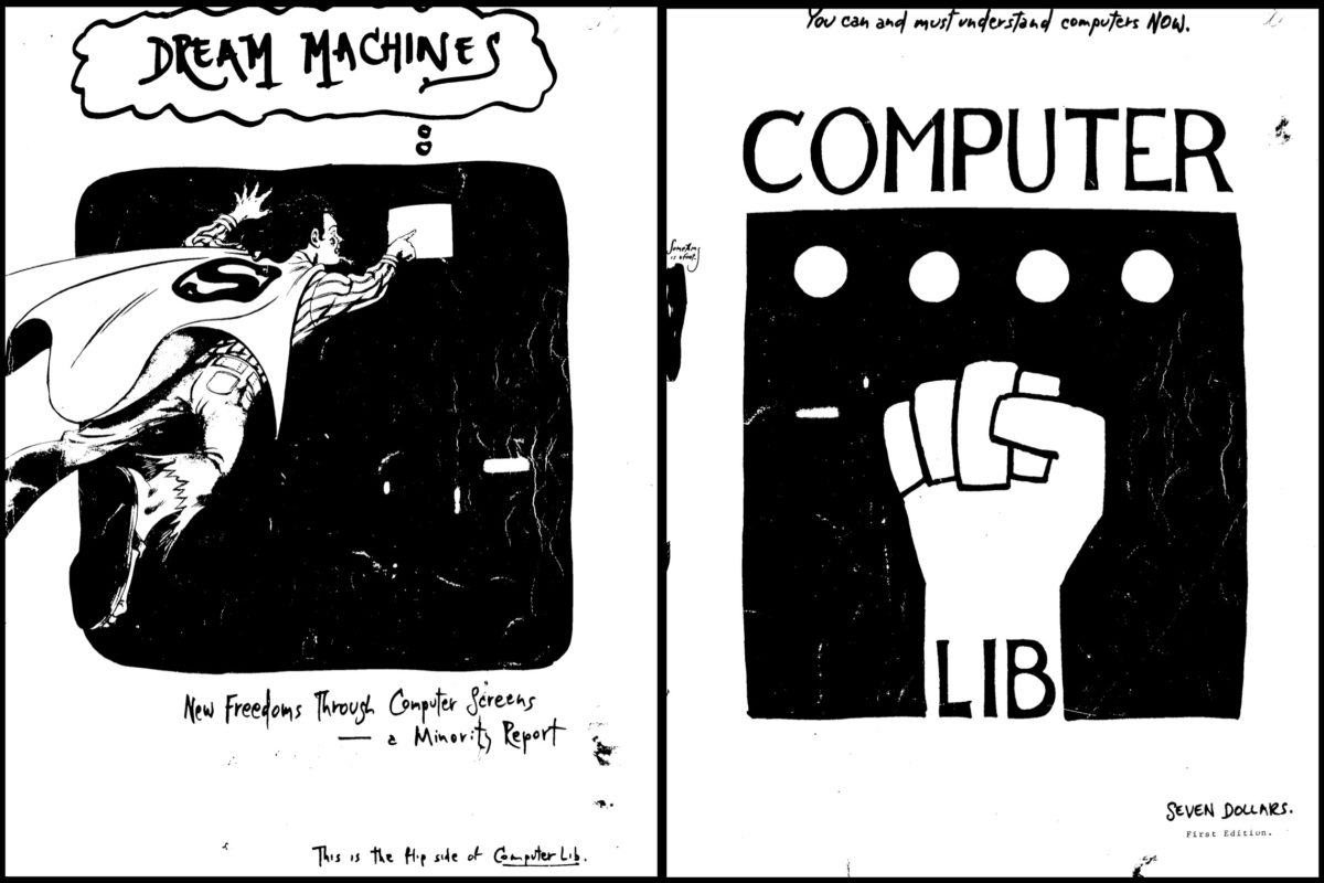Computer Lib/Dream Machines